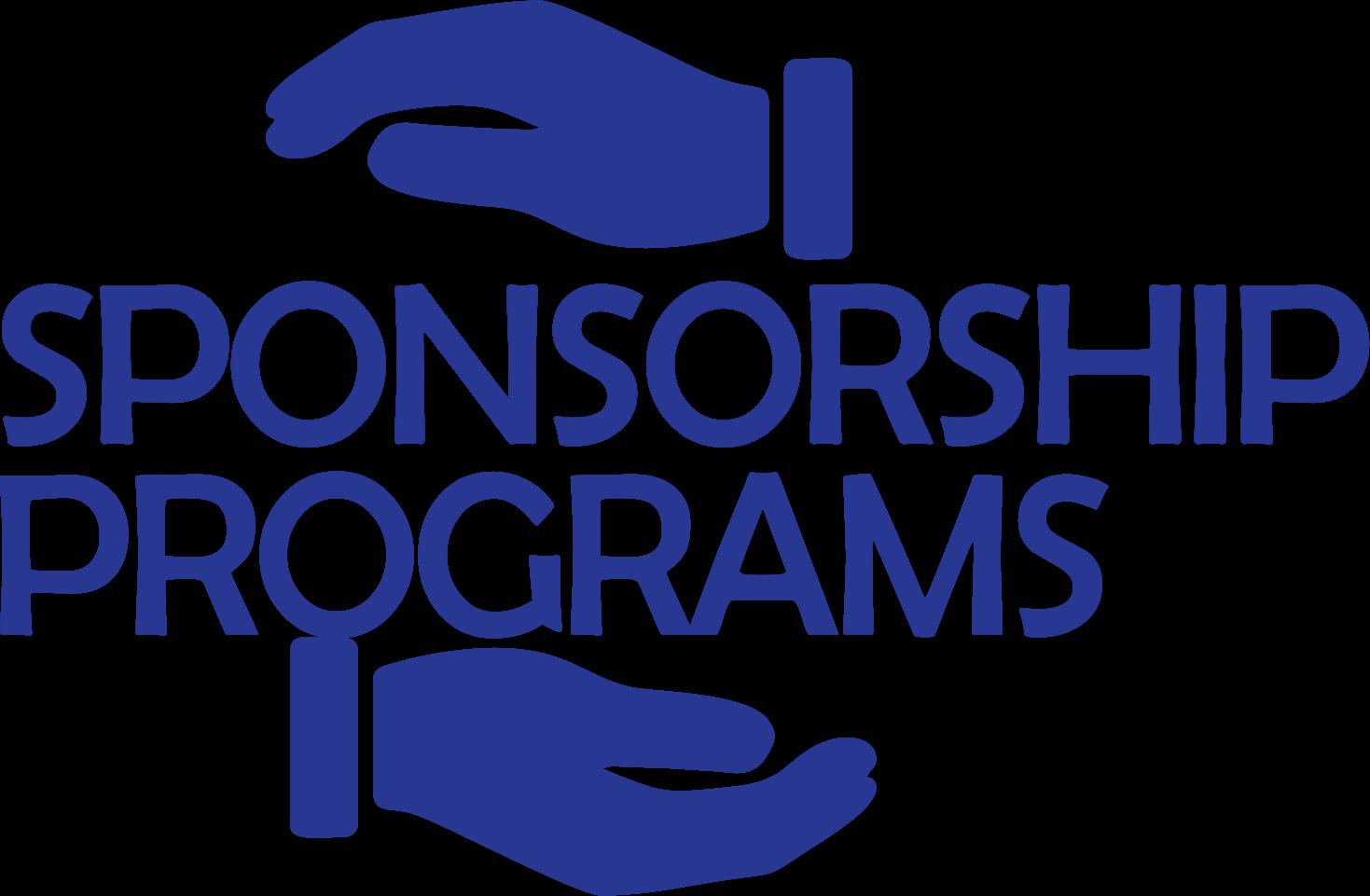 Sponsorship Programms